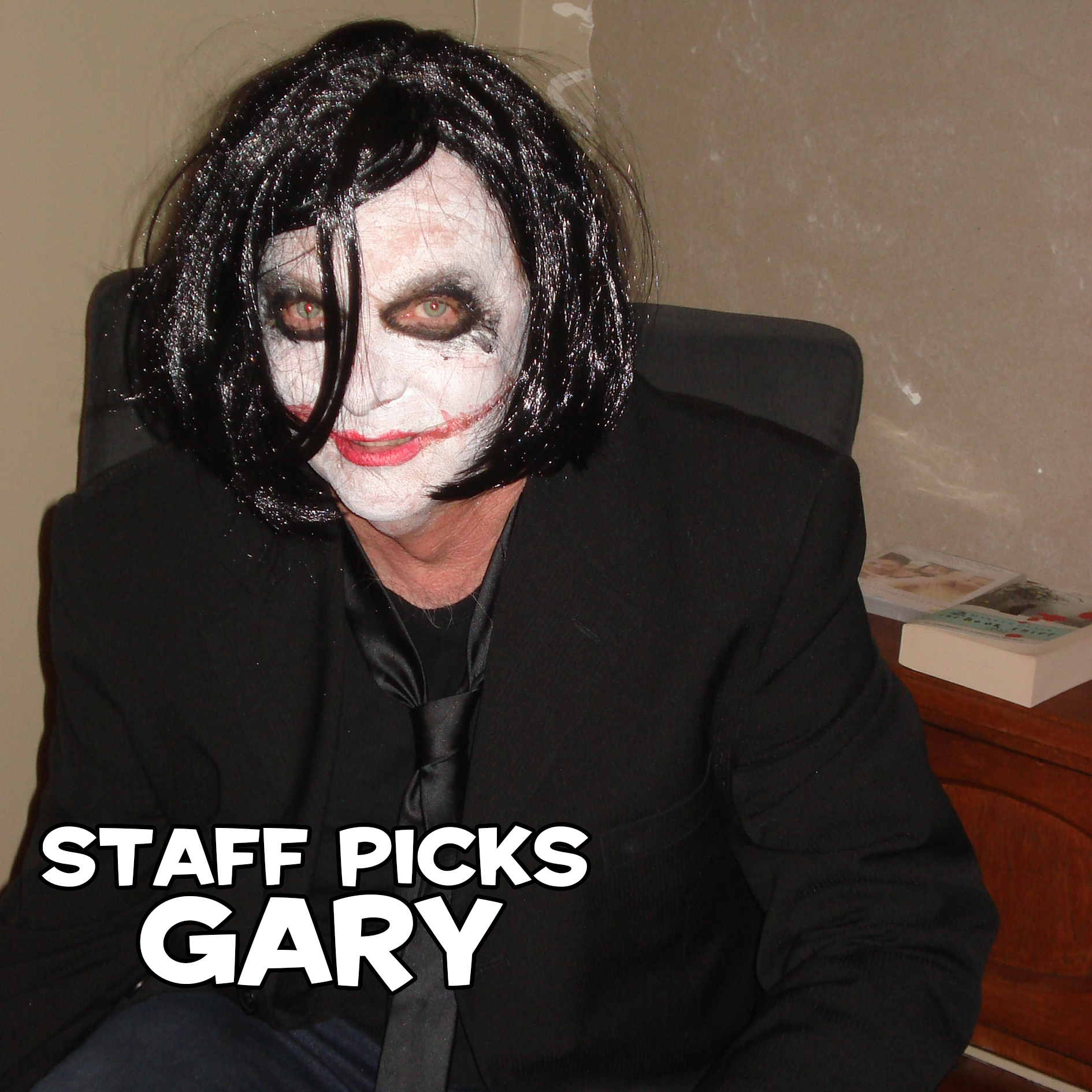 Gary Staff Picks