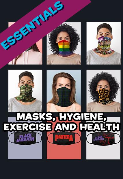 masks exercise health